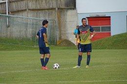 ULW: 1. Runde - SV Lind vs. FCH