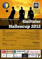 Gailtaler Hallencup 2012