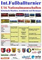 11. Internationales Fussballturnier der Nationen