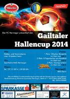 +++ GAILTALER HALLENCUP 2014 +++